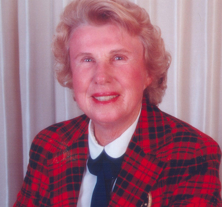 ASGCA Past President Alice Dye to receive ASGCA Donald Ross Award