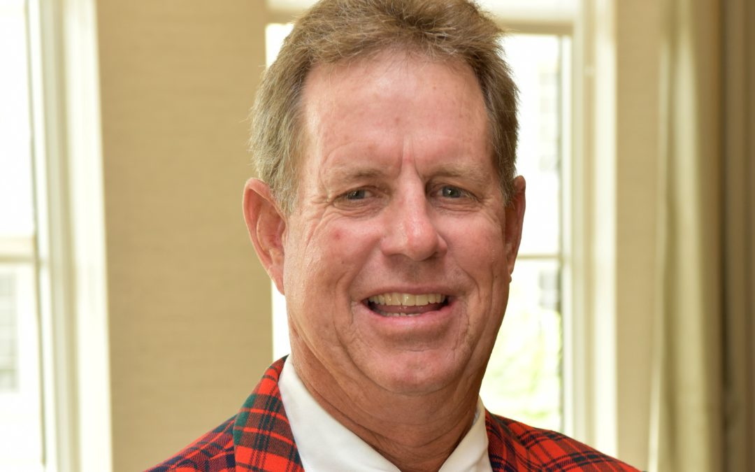John Sanford, ASGCA, elected president of  American Society of Golf Course Architects