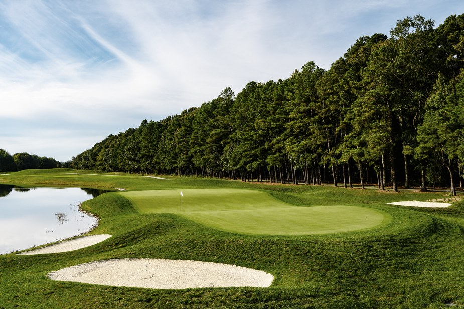 """Golf Digest"" tours Links at Perry Cabin, the new 18-hole design from Pete Dye, ASGCA"